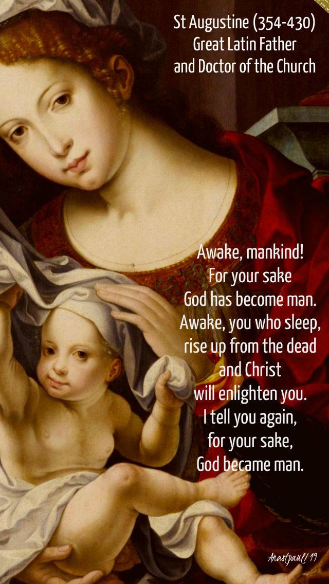 awake mankind. for your sake god - st augustine 24 dec 2019.jpg