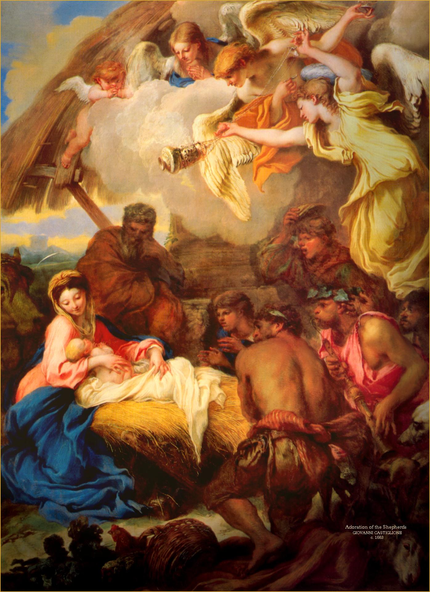castiglione christmas nativity baby jesus shepherds christ.jpg