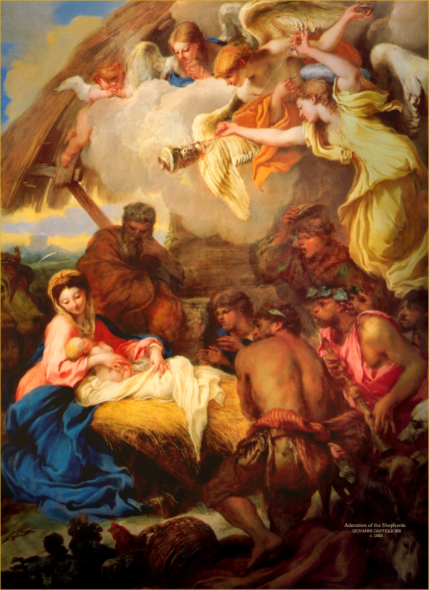 castiglione christmas nativity baby jesus shepherds christ.jpg