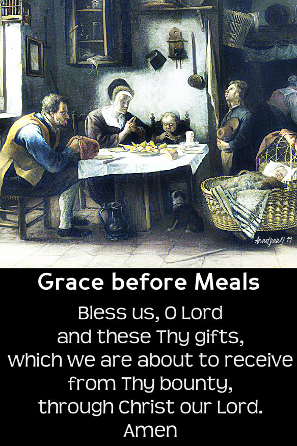 grace before meals - 29 dec 2019 - holy family feast .jpg