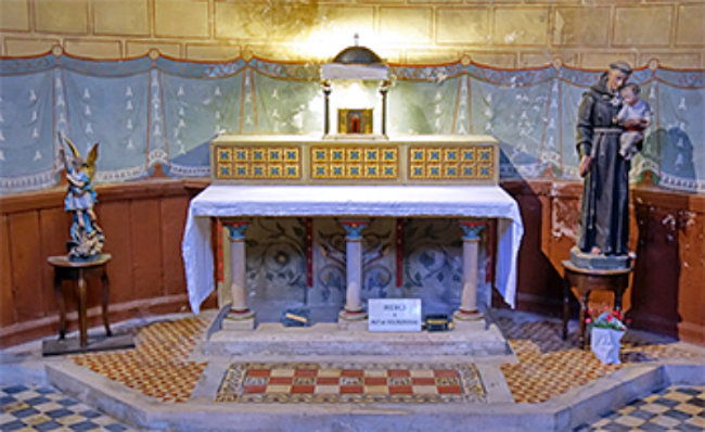 relics of bl alain