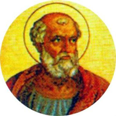 st pope eutychian medallion.jpg