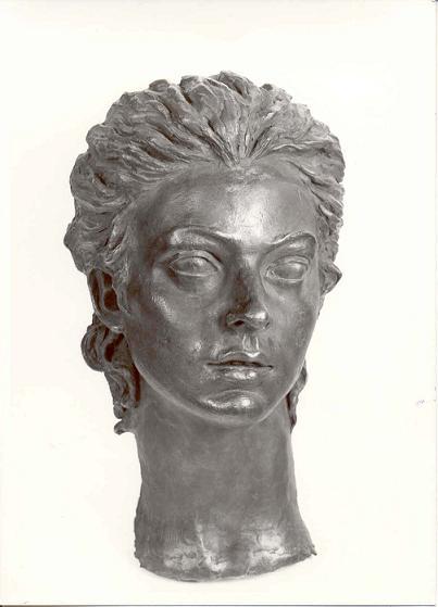 BL BENEDETTA PORRO B Tommasi statua 1979-1980