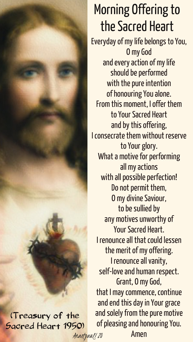 morning offering to the sacred heart - treasury of the sacred heart 1950.jpg