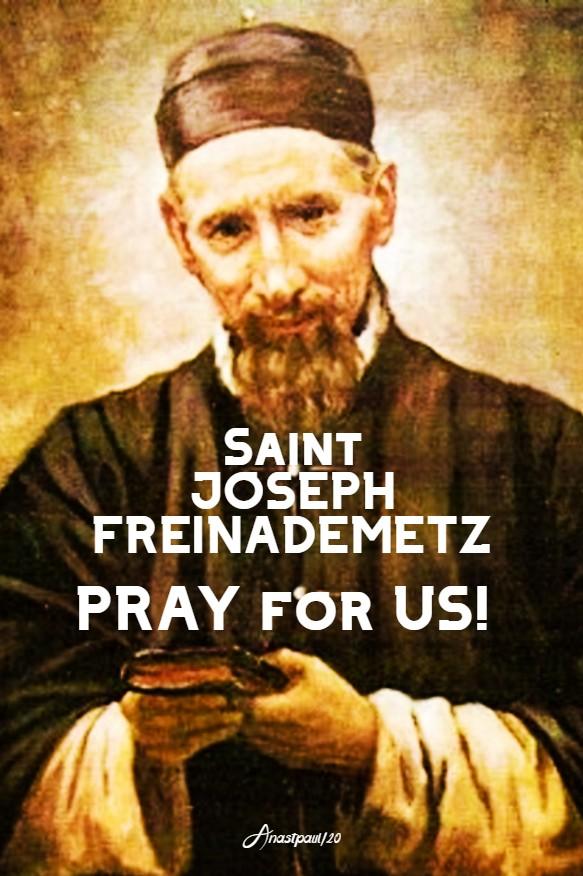 st joseph freinademetz pray for us 28 jan 2020