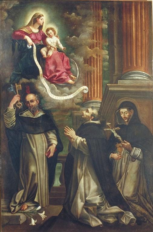 st raymond on the left 1650-99, Il Correggio Civic Museum, Correggio