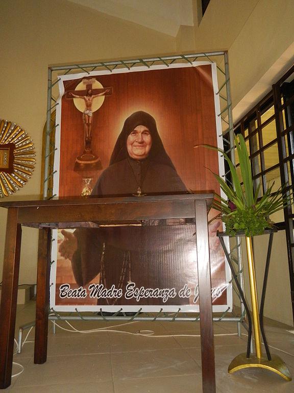 beatification bl maria esperanza