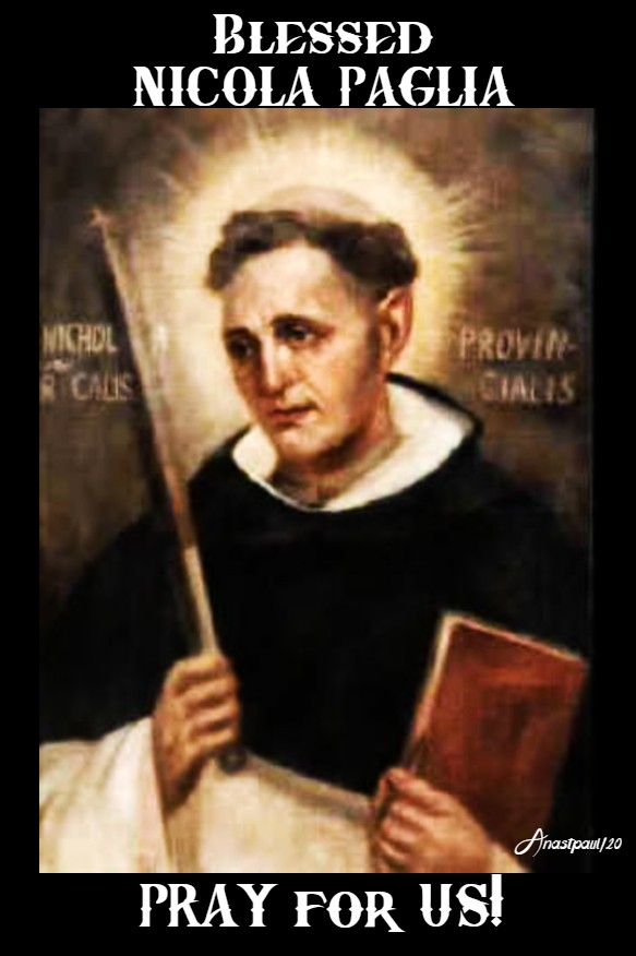 bl nicola paglia pray for us 16 feb 2020