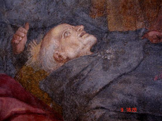 st alexis falconieri death
