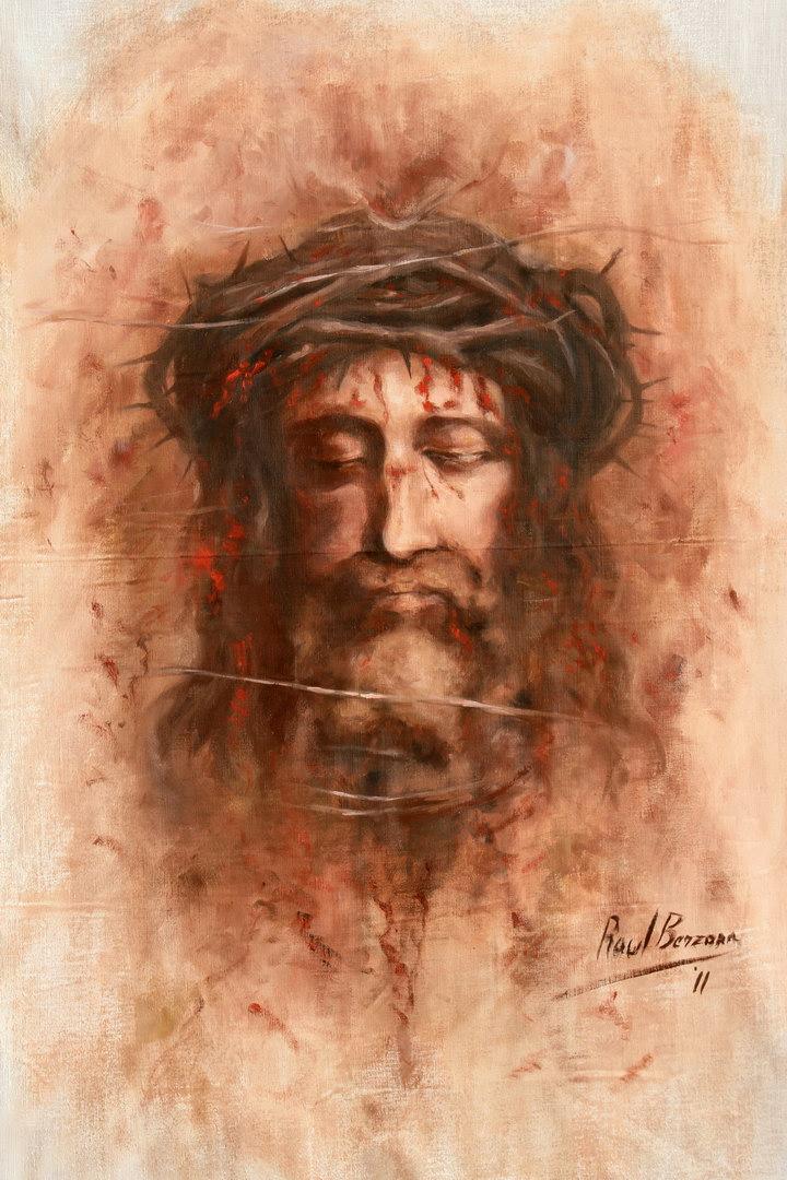 the holy face raul berzosa