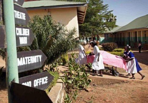 ambrosoli hospital uganda