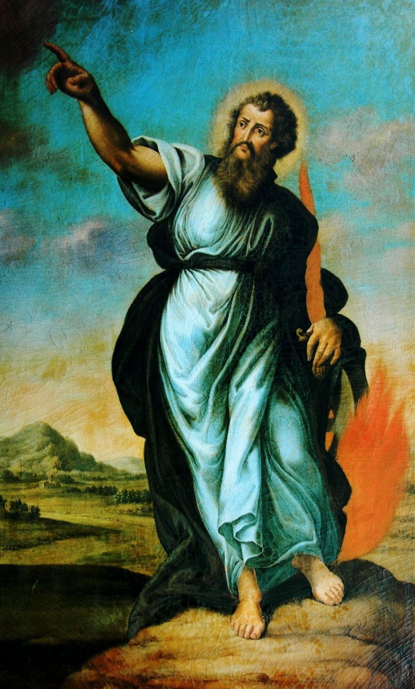 beautiful st elijah