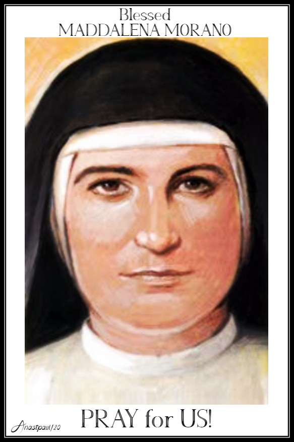 bl maddalena morano pray for us 26 march 2020