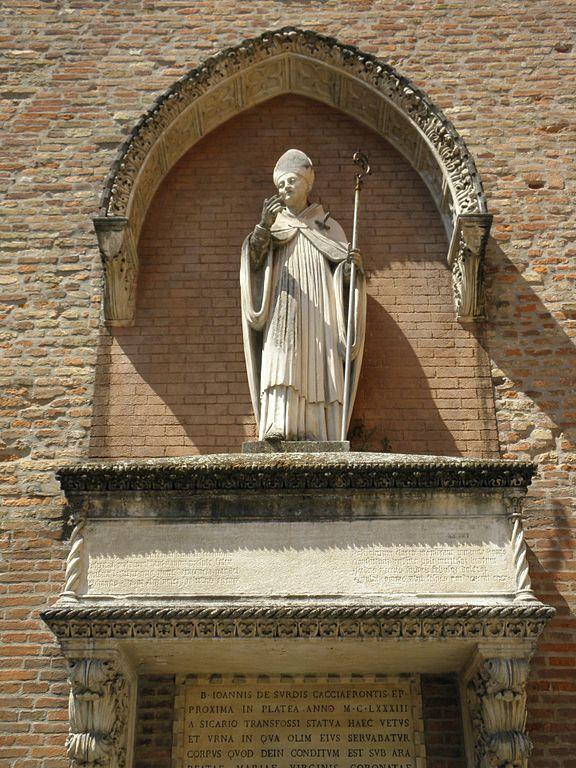 Cattedrale_di_Santa_Maria_Annunciata,_abside,_monumento_vescovo_Cacciafronte_(Vicenza) Bl giovanni