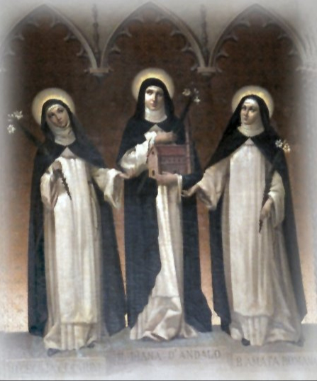 dominican nuns for bl sybellina