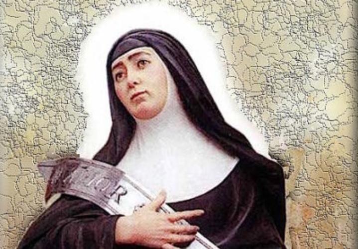 st maria josefa of the heart of jesus header