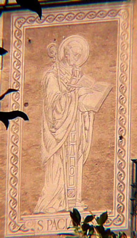 st pacian tapestry