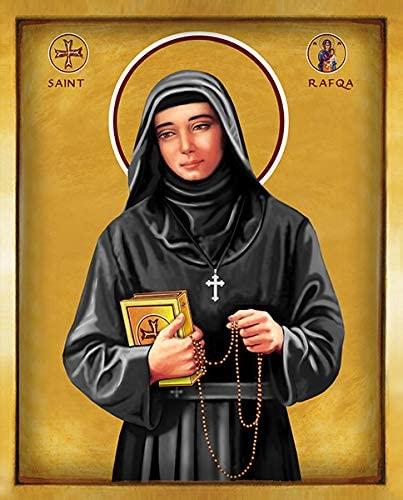 st rafqa icon