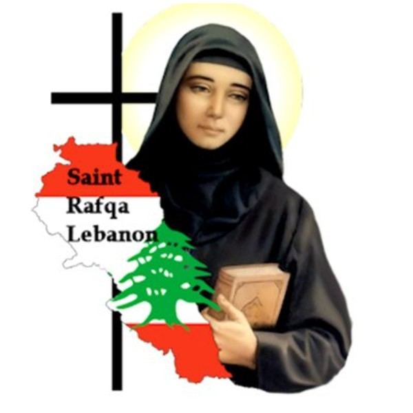 st rafqa of lebanon maronite saint