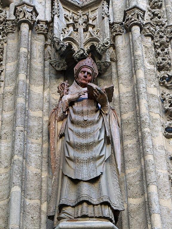 576px-San_Isidoro,_Portada_del_Bautismo_de_la_Catedral_de_Sevilla