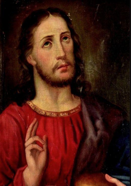 last supper 1600 - 1700s jesus eucharist mass maundy thursday