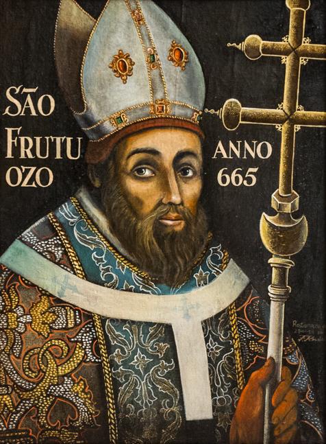 São_Frutuoso_-_Galeria_dos_Arcebispos_de_Braga