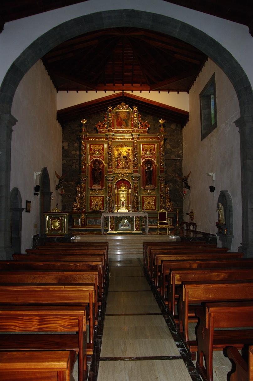 SP-teneriffa-vilaflor-kloster-altar
