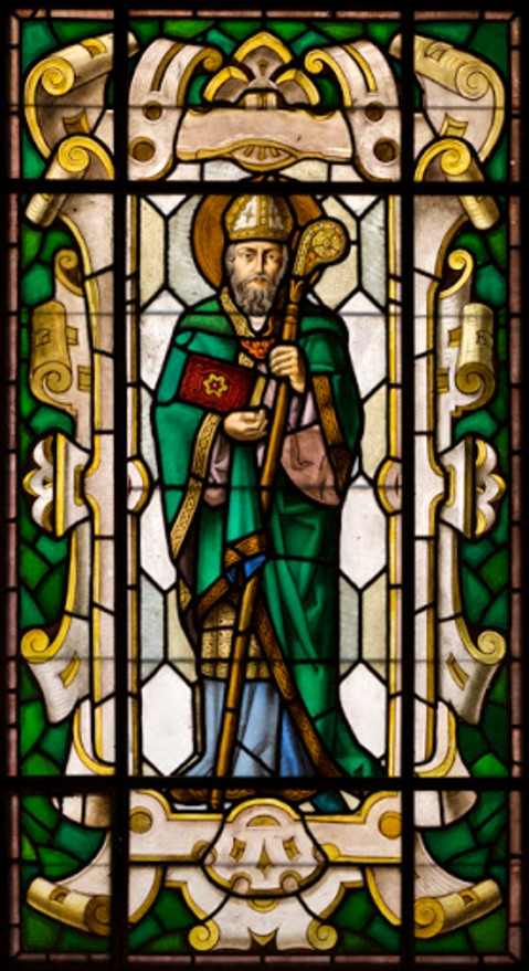 st isidore glass