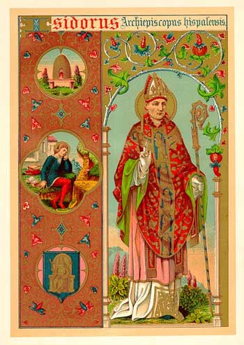 st isidore old image