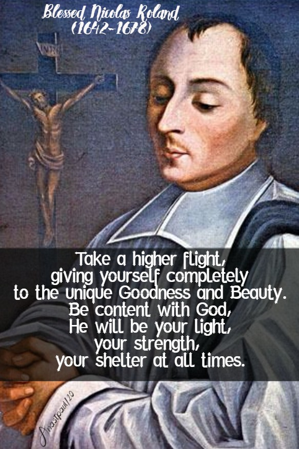 take a higher flight - bl nicolas roland 27 april 2020