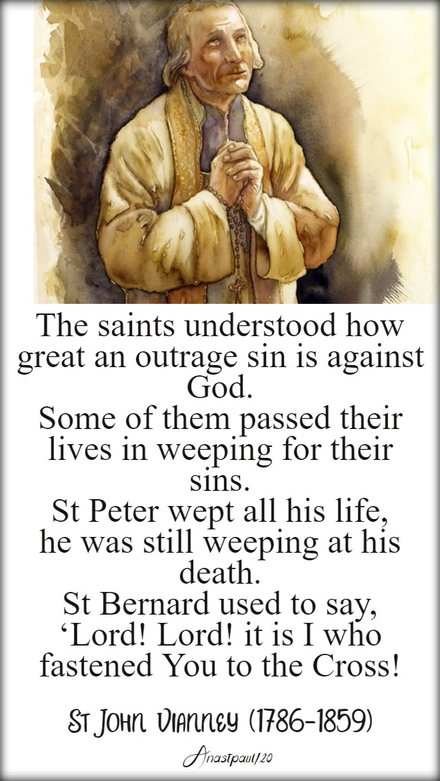 the-saints-understood-st-john-vianney-29-jan-2018 and adpated - 16 april 2020