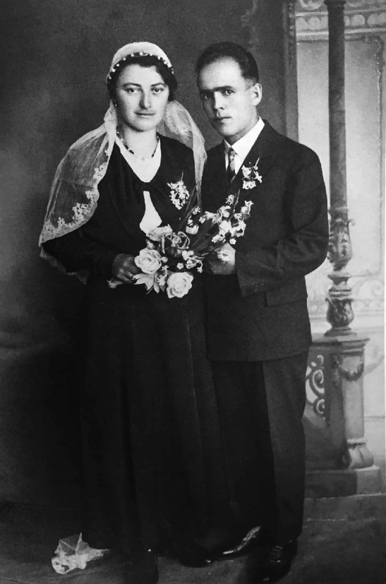 bl franz wedding pic