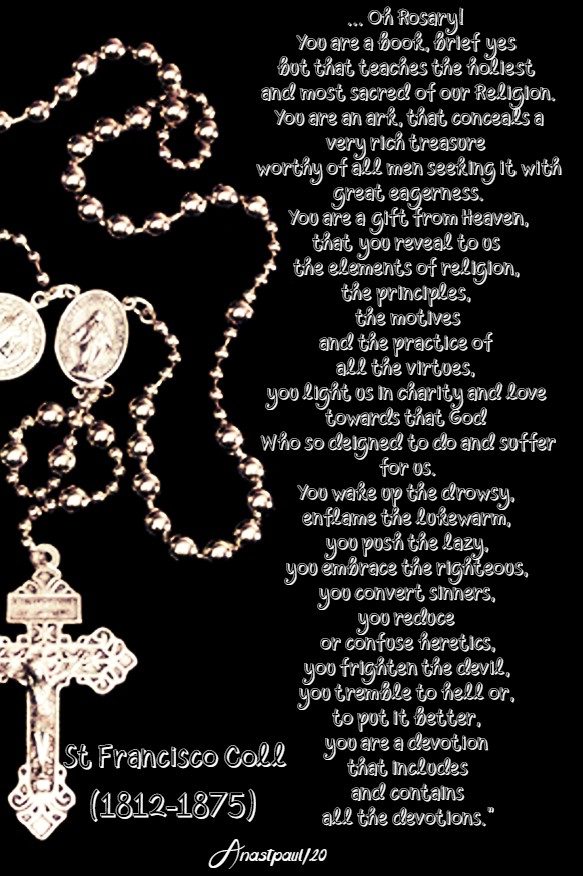 oh rosary - st francisco coll - 19 may 2020