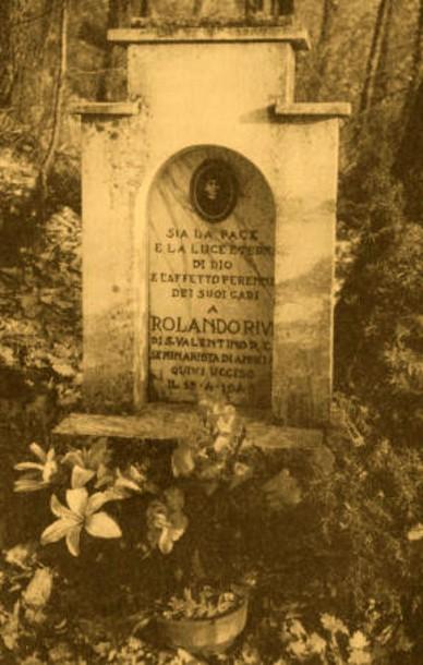 original gravestone bl rolando
