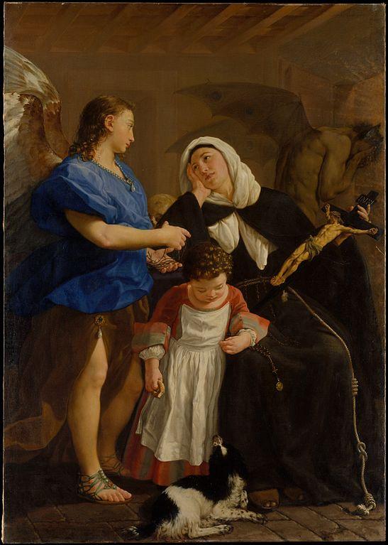 Saint_Margaret_of_Cortona_with angel