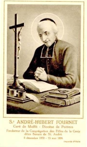 Santo André Humberto Fournet, Presbítero (2)