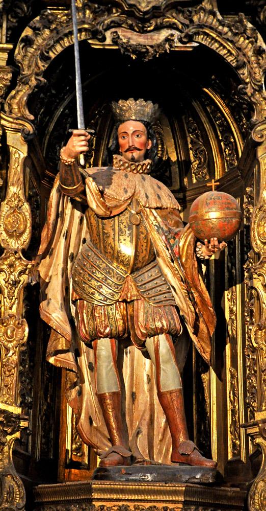 Saint Ferdinand, 1760-67