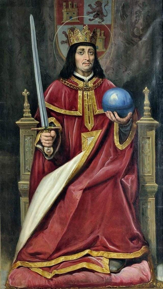 st Fernando_III_el_Santo_Ayuntamiento_de_León