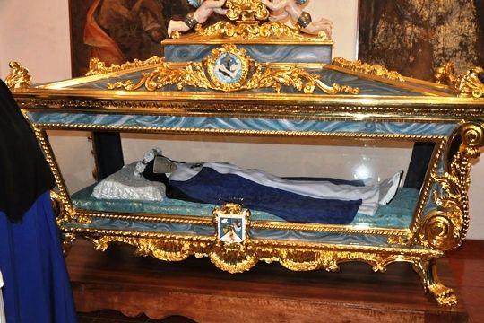 st mariaa de jesus incorrupt body
