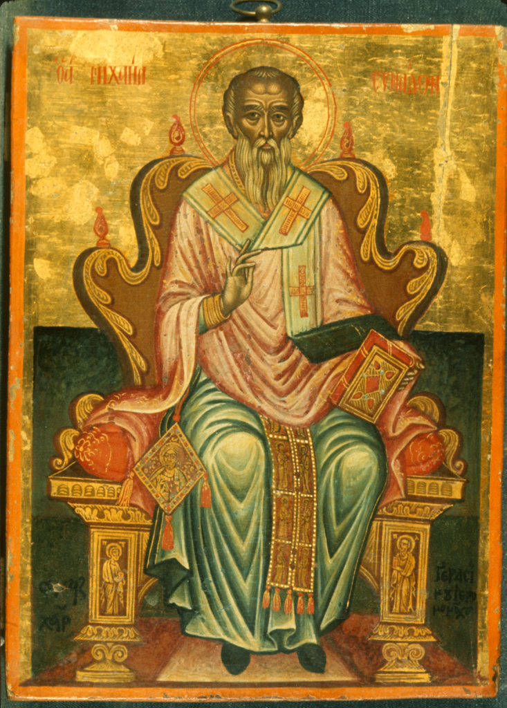 st michael of synnada