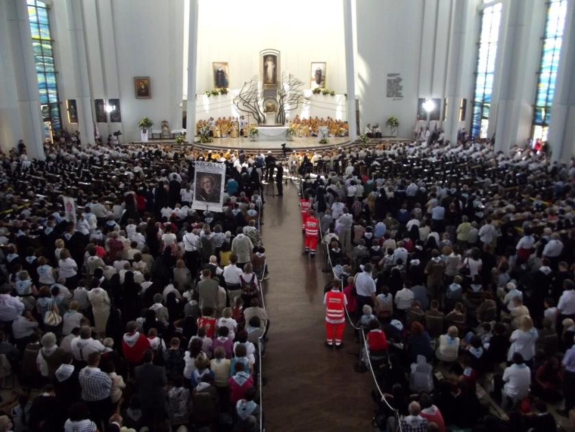 beatification of bl malgorzata