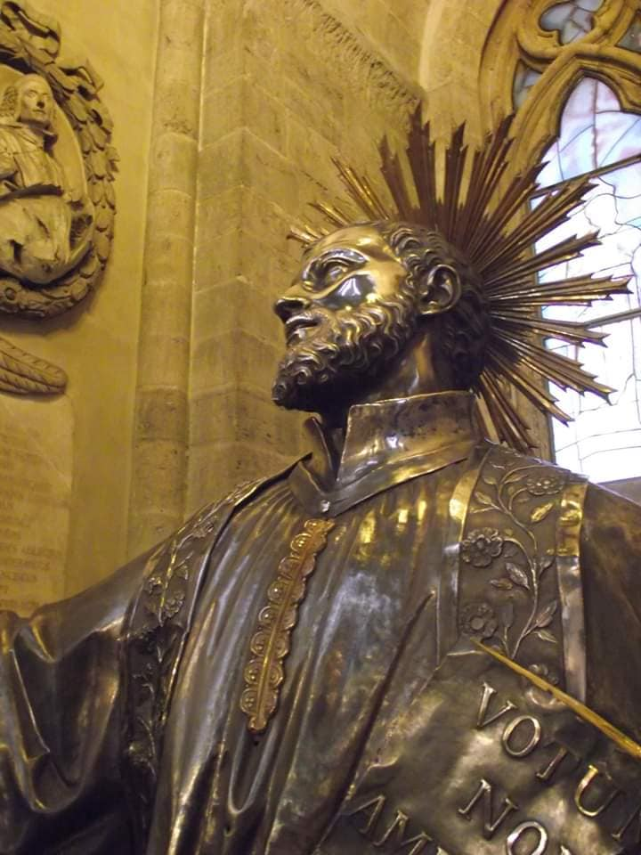 BEAUTIFUL STATUE - ST FRANCIS CARACCOIOLO