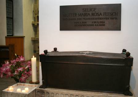 bl margaretha flesch coffin