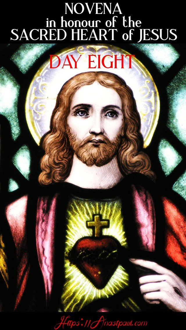 day eight sacred heart novena 17 june 2020