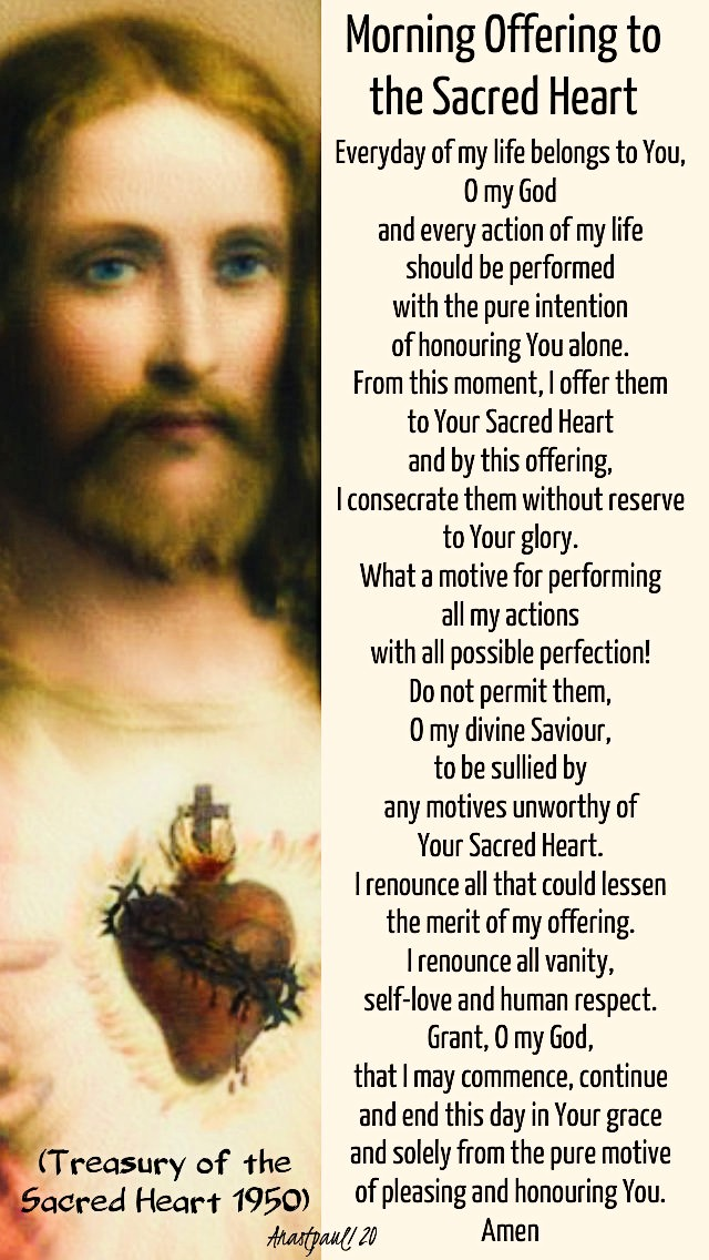 morning-offering-to-the-sacred-heart-treasury-of-the-sacred-heart-1950 - 4 jan 2020 and 2 june 2020