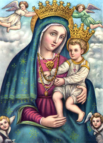 our lady of grace of the bowed head