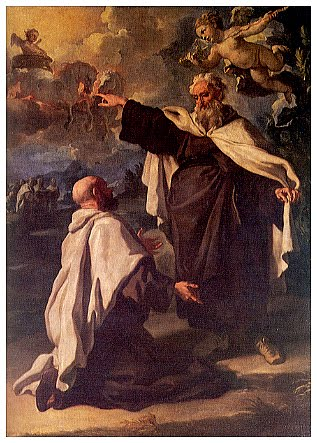 Saint-Elijah-the-Prophet-Carmel sends elisha