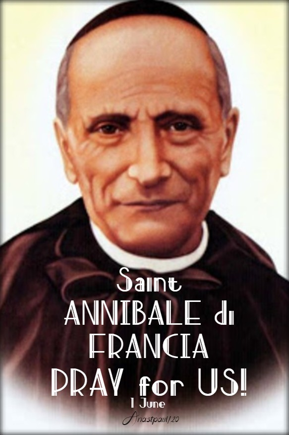 st annibale di francia 1 june 2020 pray for us