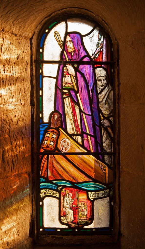 st columba glass 2