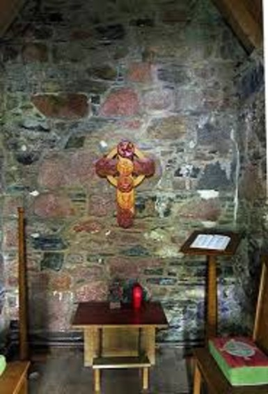 st columba's restored cell